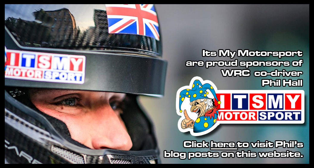Its My Motorsport uk rally events page