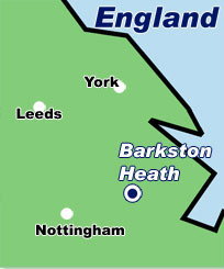 barkston heath rally stage