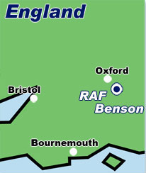 raf benson rally stage
