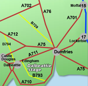 dalbeattie rally stage