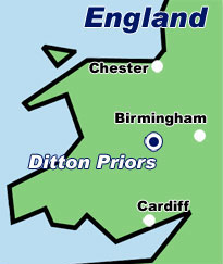ditton priors rally stage