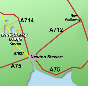 loch derry rally stage